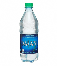 Dasani safe Bottle